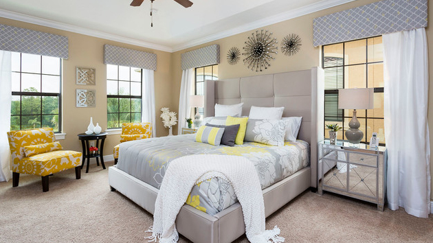 yellow-grey-bedroom